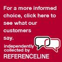Click here to see the track record of customer ratings and reviews for P T Lock & Safe at Referenceline, where reputations count