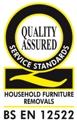 Quality Service Standard BS EN 12522