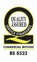 Quality Service Standard BS EN 8522